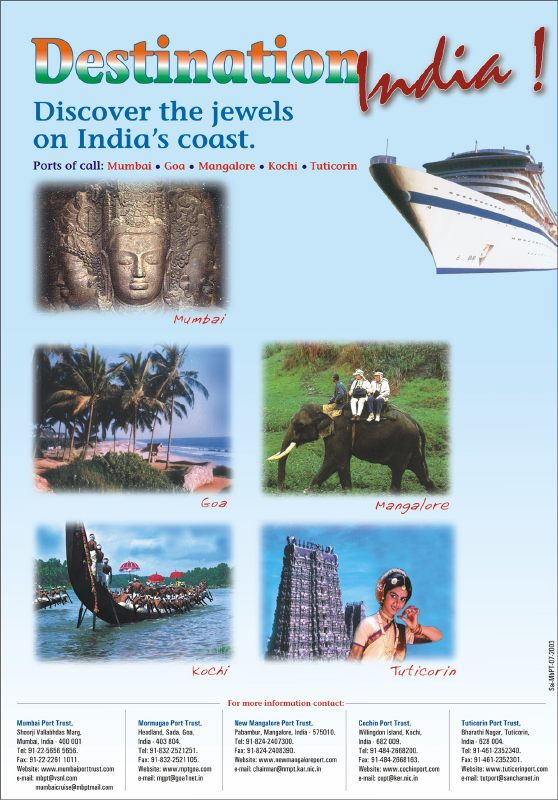 INDIAN CRUISE AD